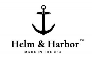 helm and harbor trademarked logo